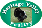 Heritage Valley Poultry Logo
